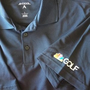 Antigua Golf Polo Navy